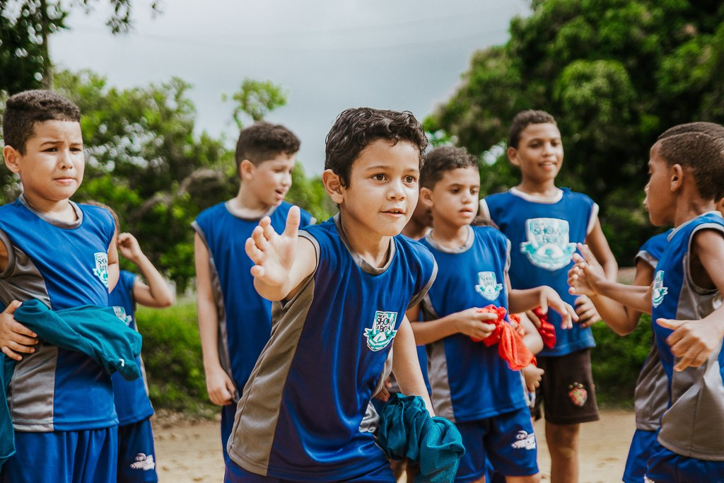 The Soccer Project | Ywam Recife - Youth With a Mission